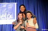 Jordin Sparks &amp; D.C. Media VIPs Sound-Off Against Child Abuse; Capitol CAREaoke Sing-Off Raises Thousands!